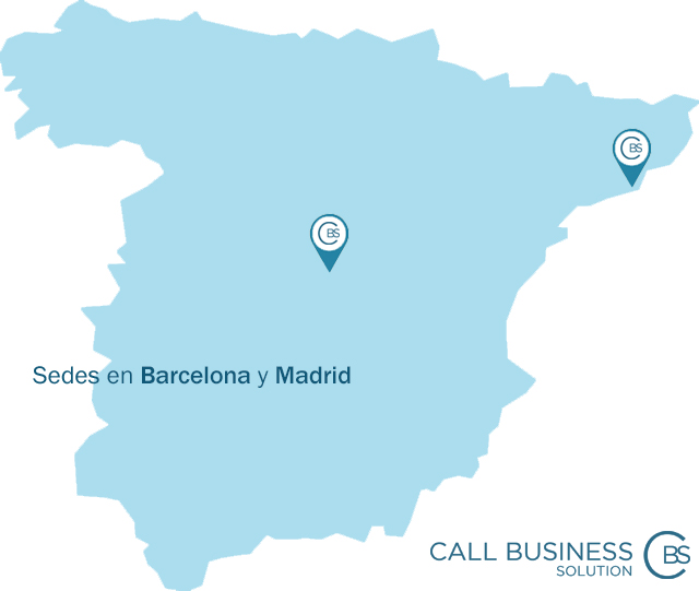 Mapa - Call Business Solution